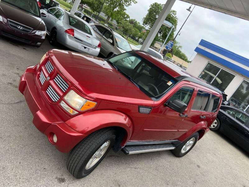 2008 Dodge Nitro for sale at Car Stone LLC in Berkeley IL
