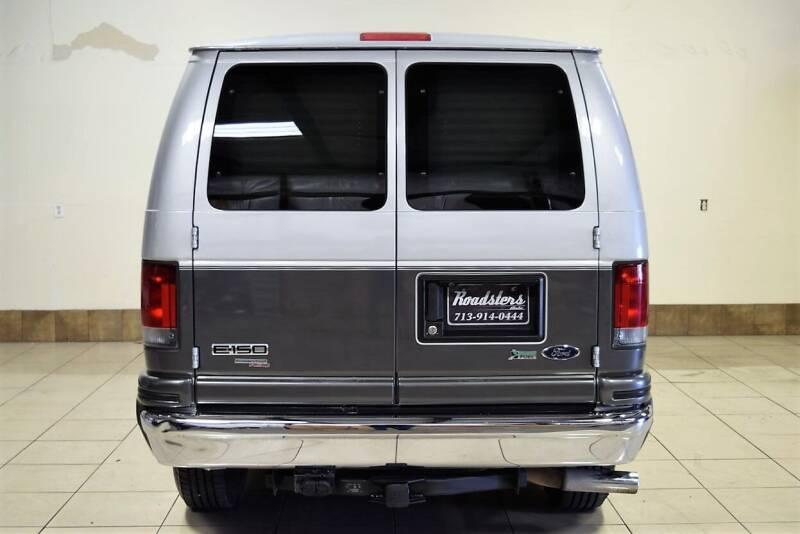 2011 Ford E-Series Cargo E-150 3dr Cargo Van - Houston TX