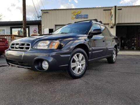 2004 Subaru Baja for sale at Sinclair Auto Inc. in Pendleton IN