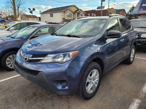 2014 Toyota RAV4 for sale at Millennium Auto Group in Lodi NJ