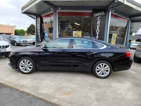 2019 Chevrolet Impala for sale at Imports Auto Sales & Service in San Leandro CA