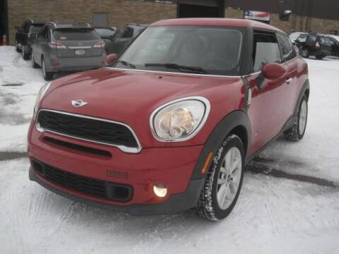 2013 MINI Paceman for sale at ELITE AUTOMOTIVE in Euclid OH