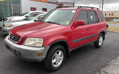 2001 Honda CR-V for sale at All American Autos in Kingsport TN