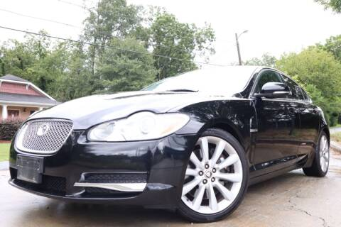 2011 Jaguar XF for sale at Cobb Luxury Cars in Marietta GA
