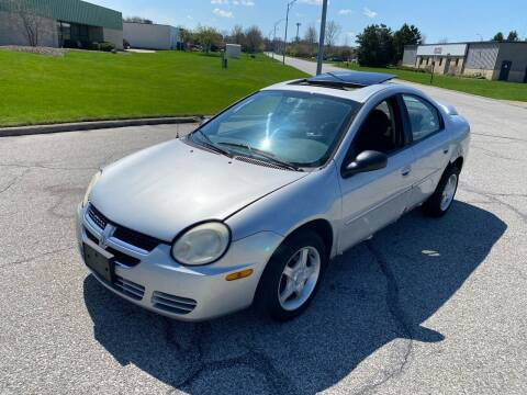 2004 Dodge Neon for sale at JE Autoworks LLC in Willoughby OH