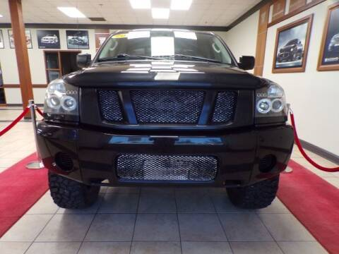 2011 Nissan Titan for sale at Adams Auto Group Inc. in Charlotte NC