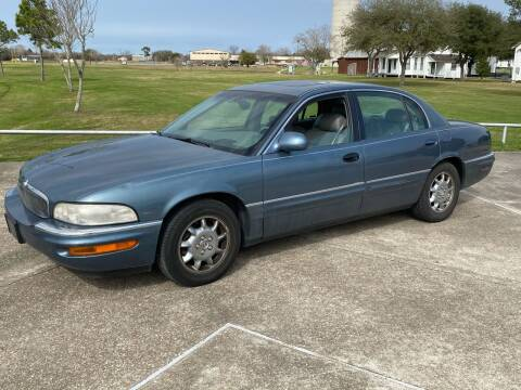 2000 Buick Park Avenue for sale at M A Affordable Motors in Baytown TX