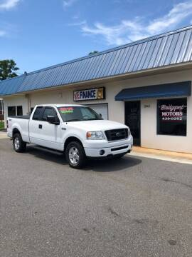 2007 Ford F-150 for sale at BRIDGEPORT MOTORS in Morganton NC