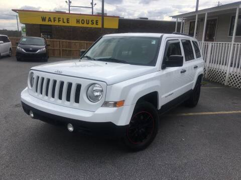 2016 Jeep Patriot for sale at Georgia Car Shop in Marietta GA