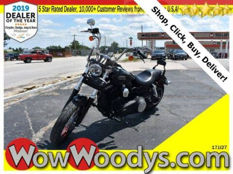 2017 Harley Davidson Street Bob for sale at WOODY'S AUTOMOTIVE GROUP in Chillicothe MO