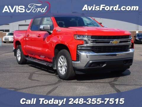 2019 Chevrolet Silverado 1500 for sale at Work With Me Dave in Southfield MI