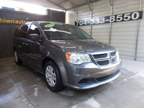 2015 Dodge Grand Caravan for sale at Uptown Auto Sales in Charlotte NC