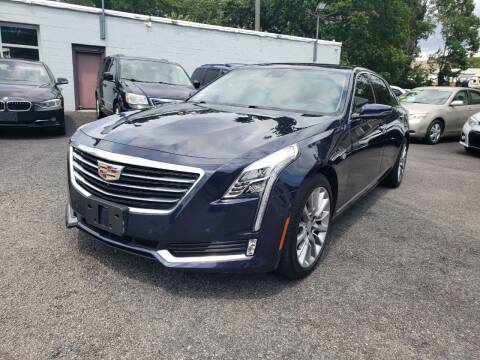 2018 Cadillac CT6 for sale at Automazed in Attleboro MA