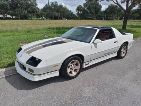 1988 Chevrolet Camaro for sale at Premier Motorcars in Bonita Springs FL