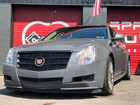 2010 Cadillac CTS for sale at Apple Auto Sales Inc in Camillus NY