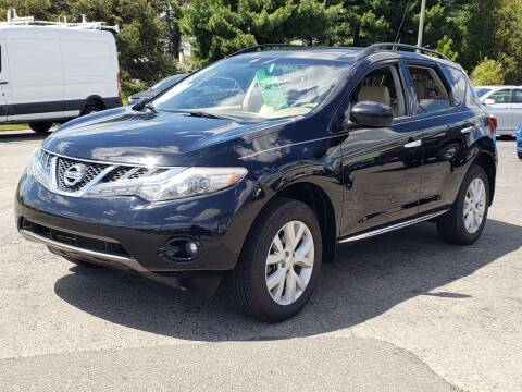 2011 Nissan Murano for sale at Thompson Motors in Lapeer MI