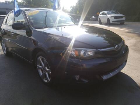 2011 Subaru Impreza for sale at Fleetwing Auto Sales in Erie PA