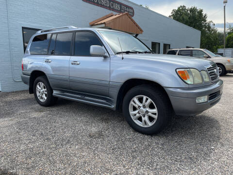 2004 Lexus LX 470 for sale at Ron's Used Cars in Sumter SC