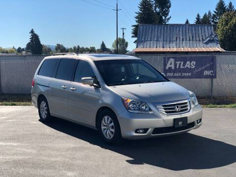 2008 Honda Odyssey for sale at Atlas Automotive Sales in Hayden ID
