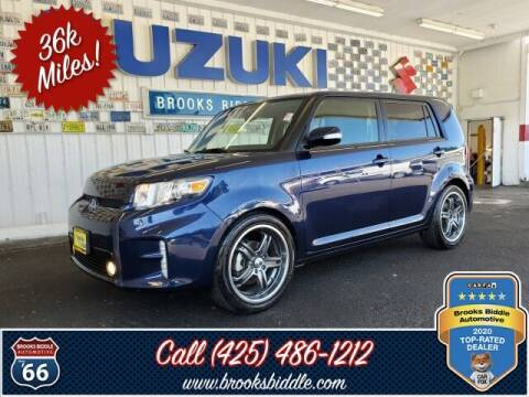 2015 Scion xB for sale at BROOKS BIDDLE AUTOMOTIVE in Bothell WA