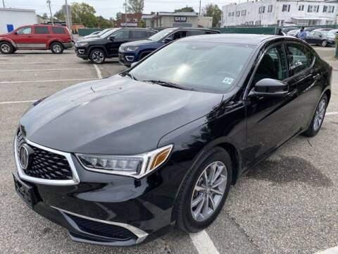 2018 Acura TLX for sale at NYC Motorcars in Freeport NY