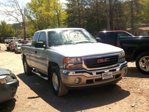 2006 GMC Sierra 1500 for sale at WEINLE MOTORSPORTS in Cleves OH