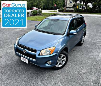 2010 Toyota RAV4 for sale at Brothers Auto Sales of Conway in Conway SC