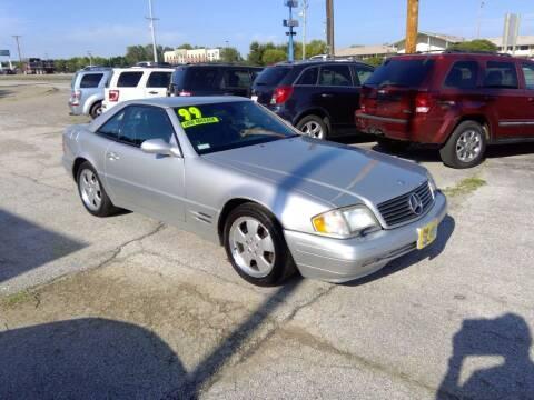 1999 Mercedes-Benz SL-Class for sale at Regency Motors Inc in Davenport IA