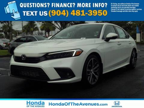 2022 Honda Civic for sale at Honda of The Avenues in Jacksonville FL