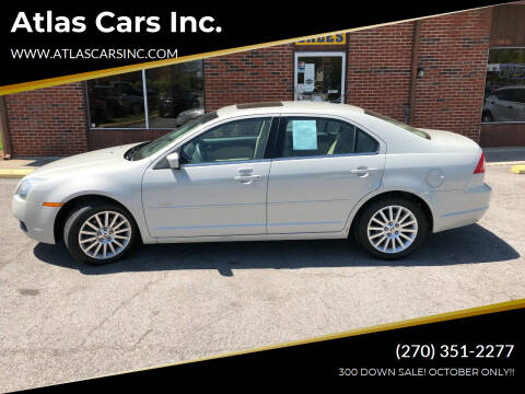 2008 Mercury Milan for sale at Atlas Cars Inc. in Radcliff KY