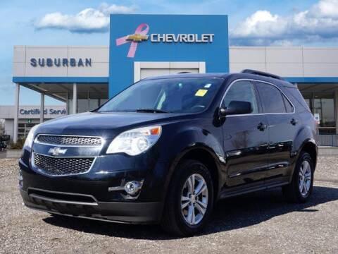2014 Chevrolet Equinox for sale at Suburban Chevrolet of Ann Arbor in Ann Arbor MI