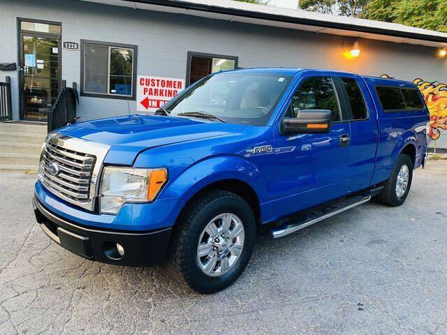2012 Ford F-150 for sale at M&M's Auto Sales & Detail in Kansas City KS