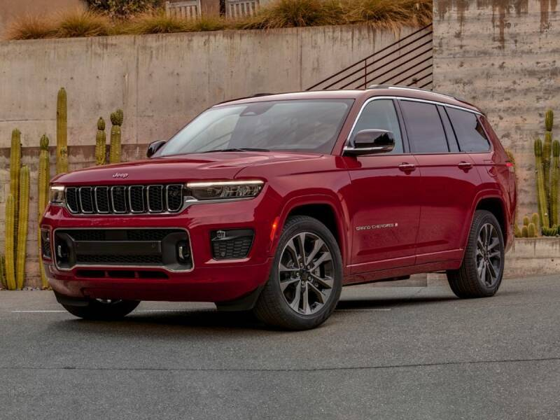 2021 Jeep Grand Cherokee L for sale in Montrose, CO