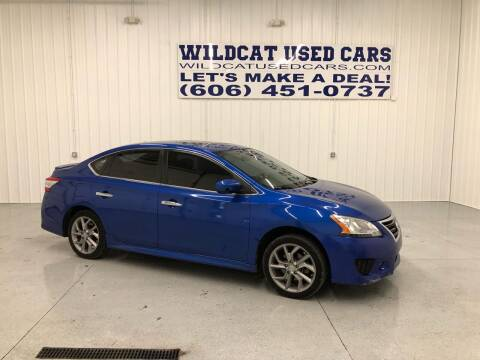2014 Nissan Sentra for sale at Wildcat Used Cars in Somerset KY