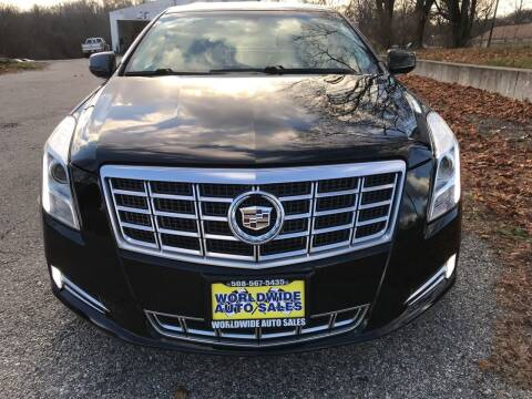 2015 Cadillac XTS for sale at Worldwide Auto Sales in Fall River MA