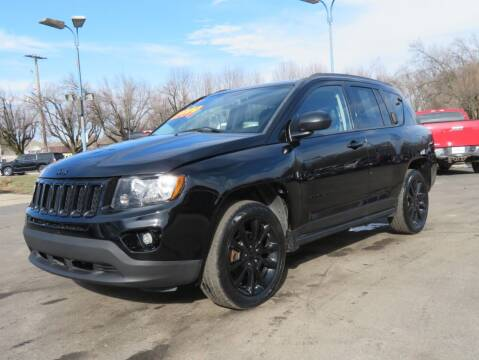 2015 Jeep Compass for sale at Low Cost Cars North in Whitehall OH
