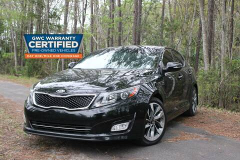 2014 Kia Optima for sale at All About Price in Bunnell FL