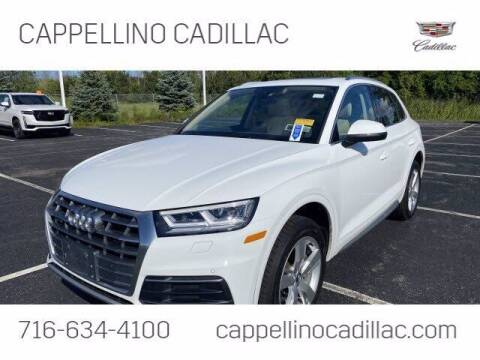 2018 Audi Q5 for sale at Cappellino Cadillac in Williamsville NY