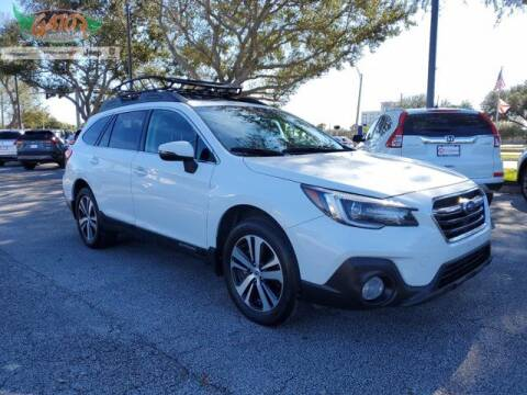 2018 Subaru Outback for sale at GATOR'S IMPORT SUPERSTORE in Melbourne FL
