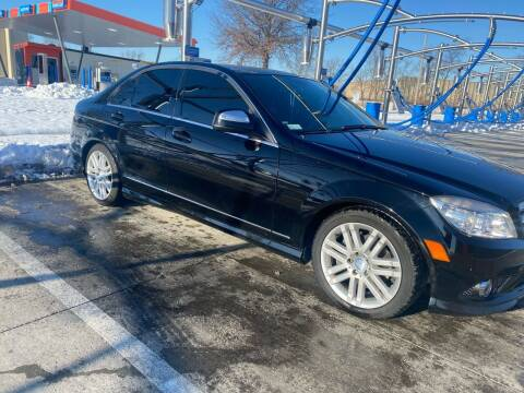 2008 Mercedes-Benz C-Class for sale at Xtreme Auto Mart LLC in Kansas City MO