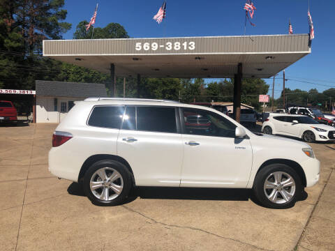 2010 Toyota Highlander for sale at BOB SMITH AUTO SALES in Mineola TX