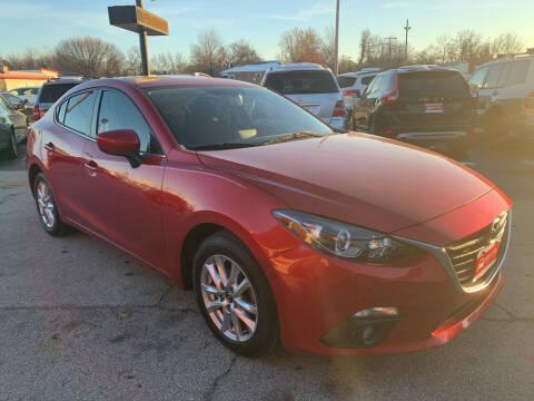 2016 Mazda MAZDA3 for sale at New To You Motors in Tulsa OK