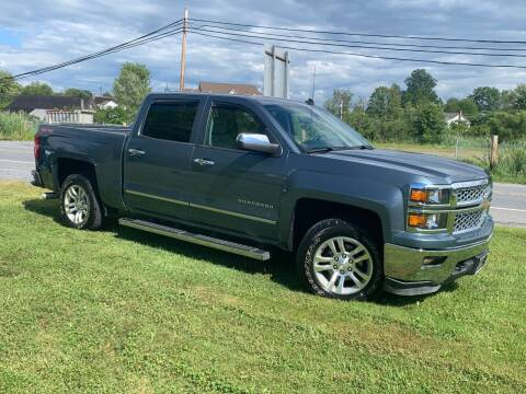 2014 Chevrolet Silverado 1500 for sale at Saratoga Motors in Gansevoort NY