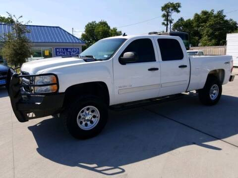 2008 Chevrolet Silverado 2500HD for sale at Kell Auto Sales, Inc in Wichita Falls TX