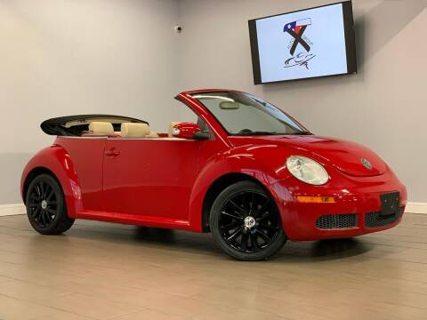 2008 Volkswagen New Beetle Convertible for sale at TX Auto Group in Houston TX