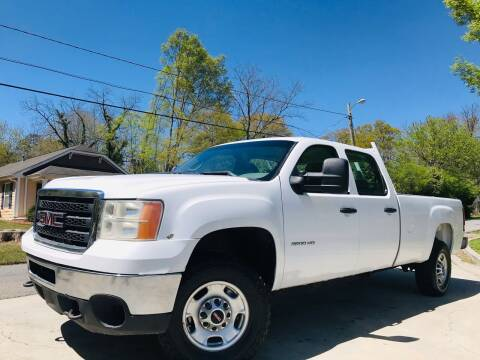 2012 GMC Sierra 2500HD for sale at Cobb Luxury Cars in Marietta GA