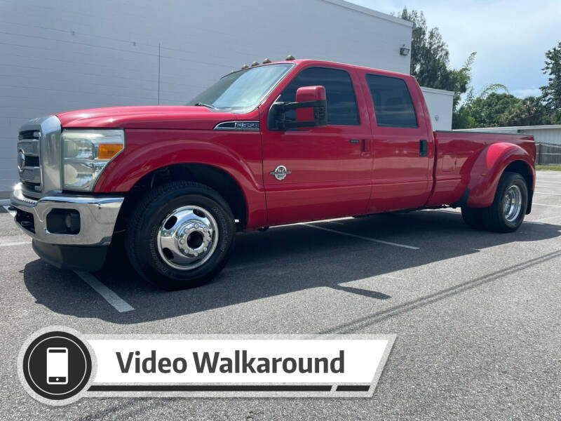 2012 Ford F-350 Super Duty for sale at GREENWISE MOTORS in Melbourne FL