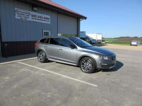 2018 Volvo V60 Cross Country for sale at Stoufers Auto Sales, Inc in Madison Lake MN