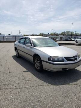 2005 Chevrolet Impala for sale at iDrive in New Bedford MA
