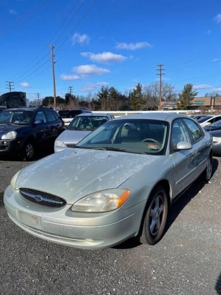 2003 Ford Taurus for sale at Hamilton Auto Group Inc in Hamilton Township NJ